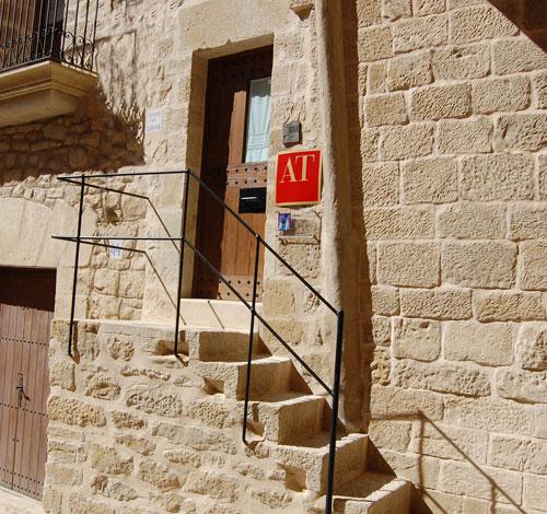 Puerta Casa Carmela